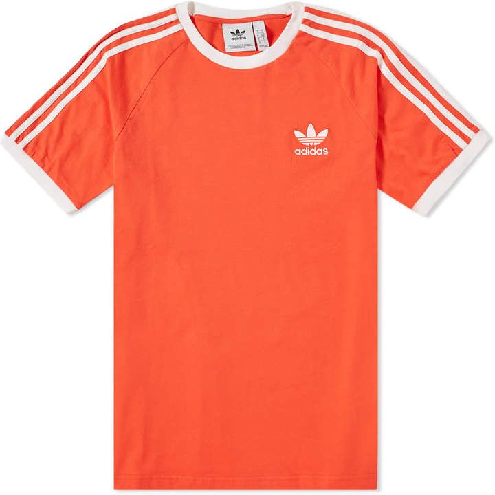 07b5008964d Adidas 3 Stripe Tee in 2019 | Adidas | Adidas, Striped tee, Adidas shirt