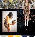 Color   Midnight Marigold