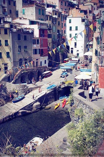 Riomaggiore (Liguria, Italy)
