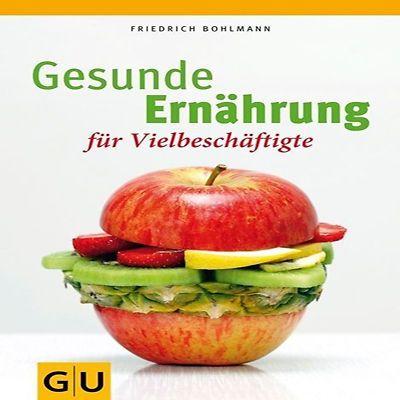 Buch zum Thema Gesunde Ernährung