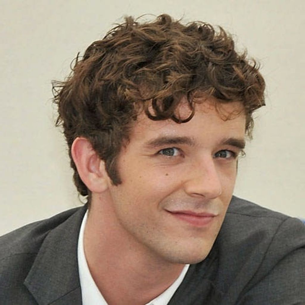 Straight perm for guys - Hairstyles For Men With Curly Hair Wallpaper