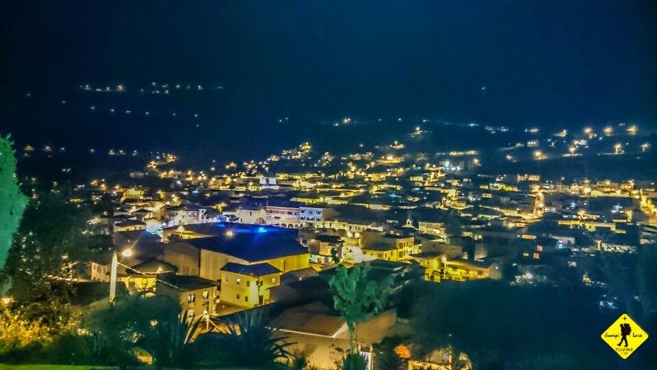 Recorrido nocturno por San Pedro de Alausi, Chimborazo, Ecuador...!!