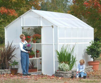 Solexx Garden Master Greenhouse 8 X 16 X 89-5mm
