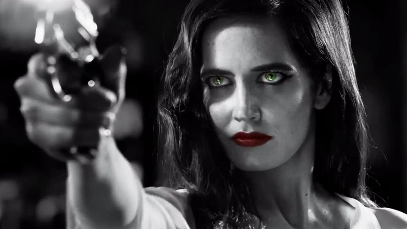 Sin City A Dame To Kill For Eva Green Sin City Sin City 2