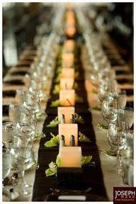 #holiday #winter #theme #wedding #decor
