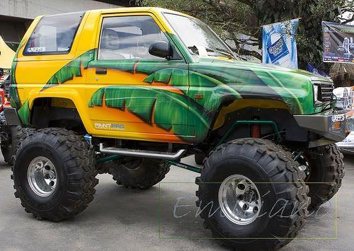 Feroza Modifikasi With Images Daihatsu Offroad Vehicles