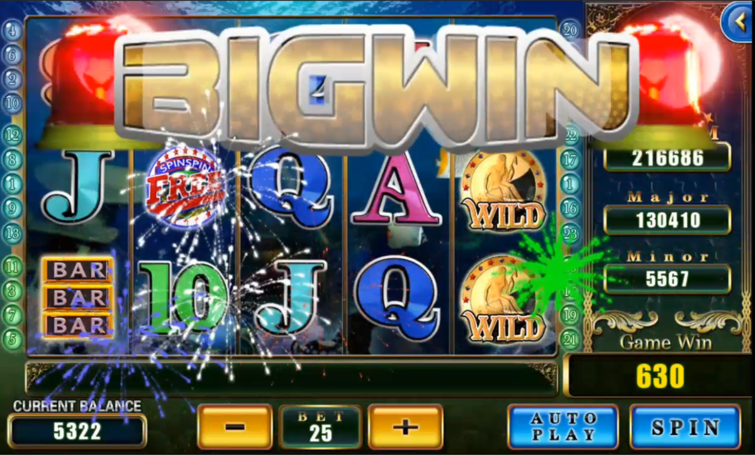 Big Win Slot Game