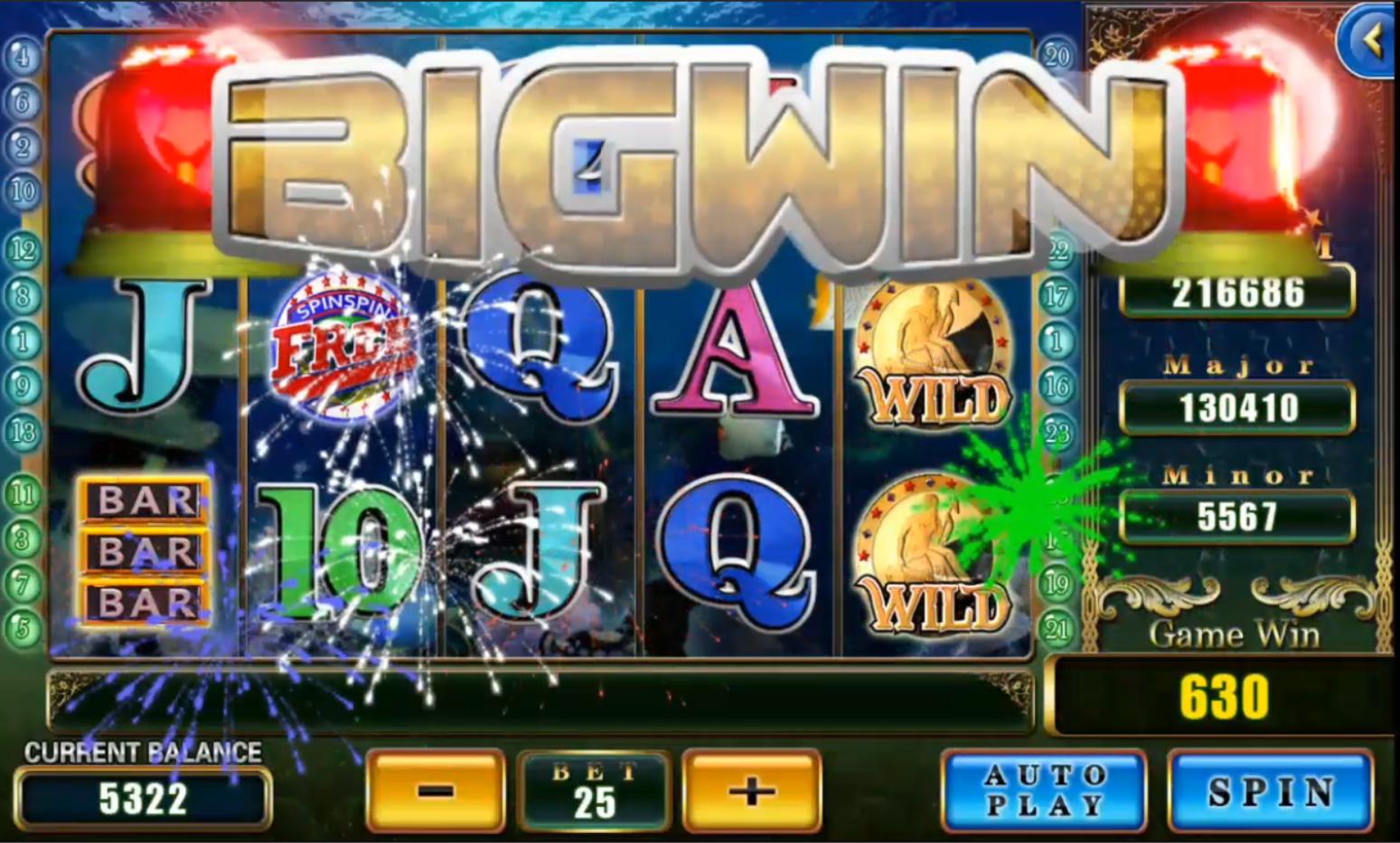 Online Slots Big Casino