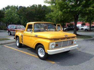 1963 Ford F100 Flareside National Park Service Us 10 000 00
