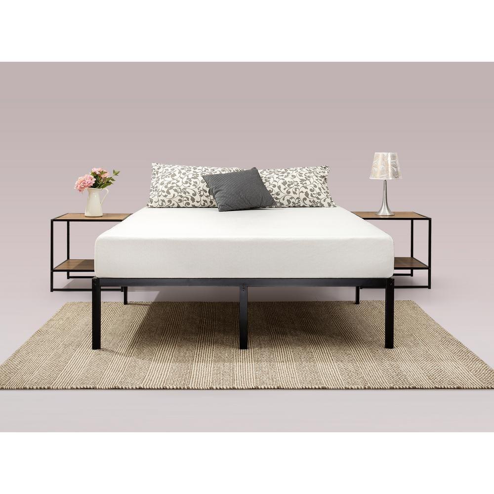 Zinus Lorelei 14 Inch Platforma Bed Frame Full Hd Smpb 14f In