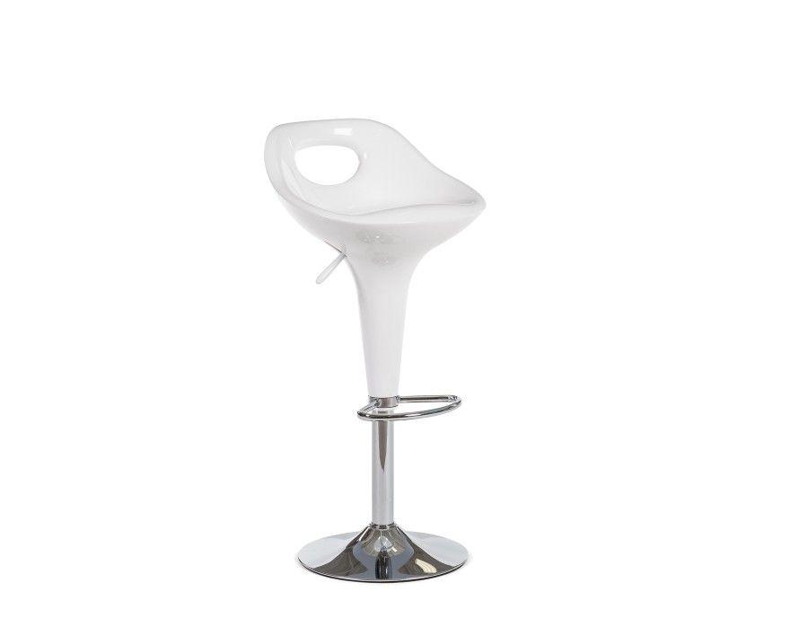 Scoop Adjustable Stool White At Structube 59 Cdn Tabouret Reglable Mobilier De Salon Meuble Moderne