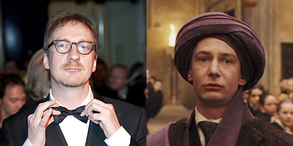 14 Actors You Never Knew Almost Played Your Favorite Harry Potter Characters David Thewlis Movies Actors Ian Hart