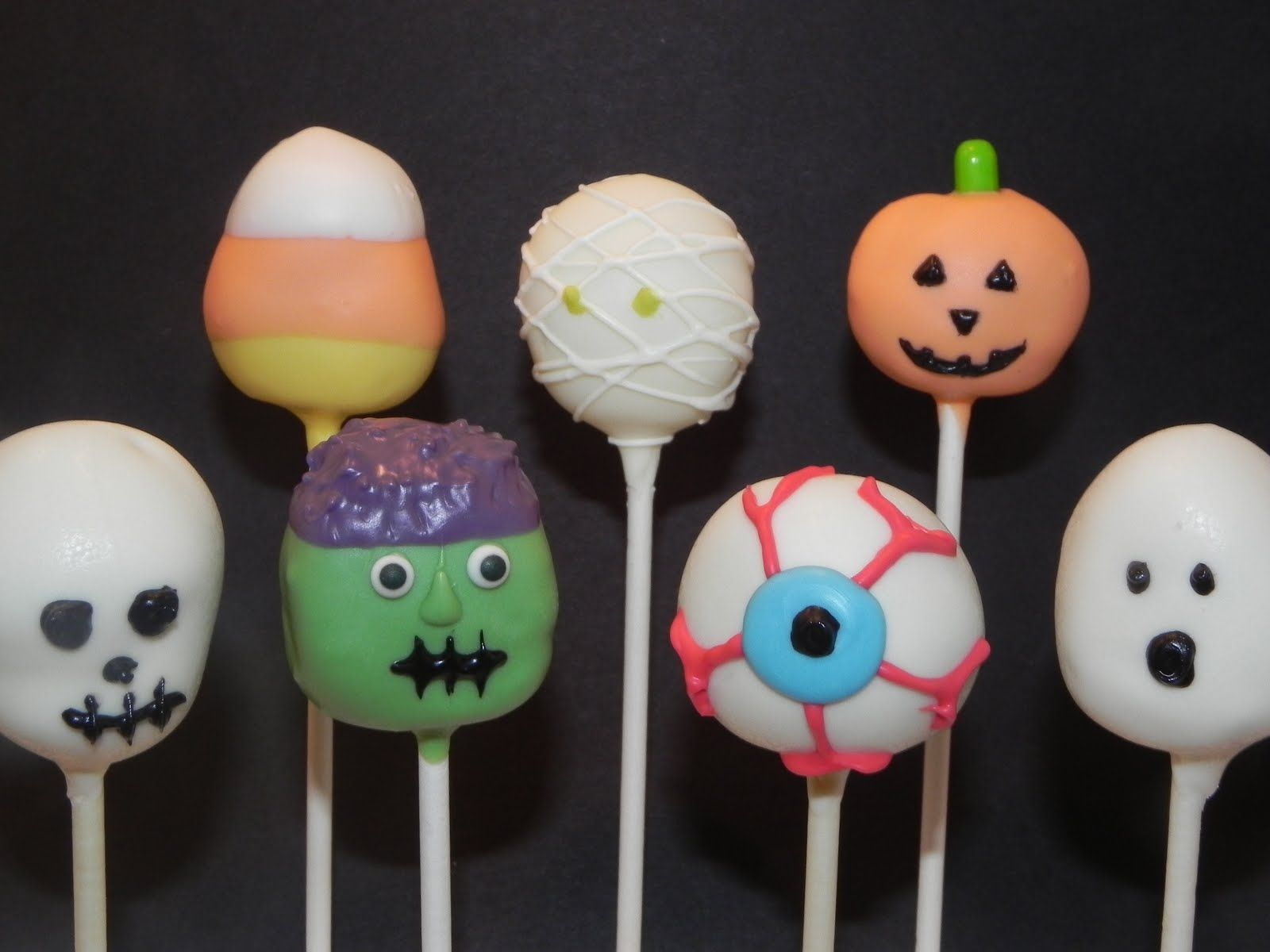 Halloween Cake Pop Ideas Cake Pops Halloween Cakes Halloween