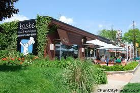 "Very ""tasty"" restaurant in the Meridian-Kessler neighborhood"