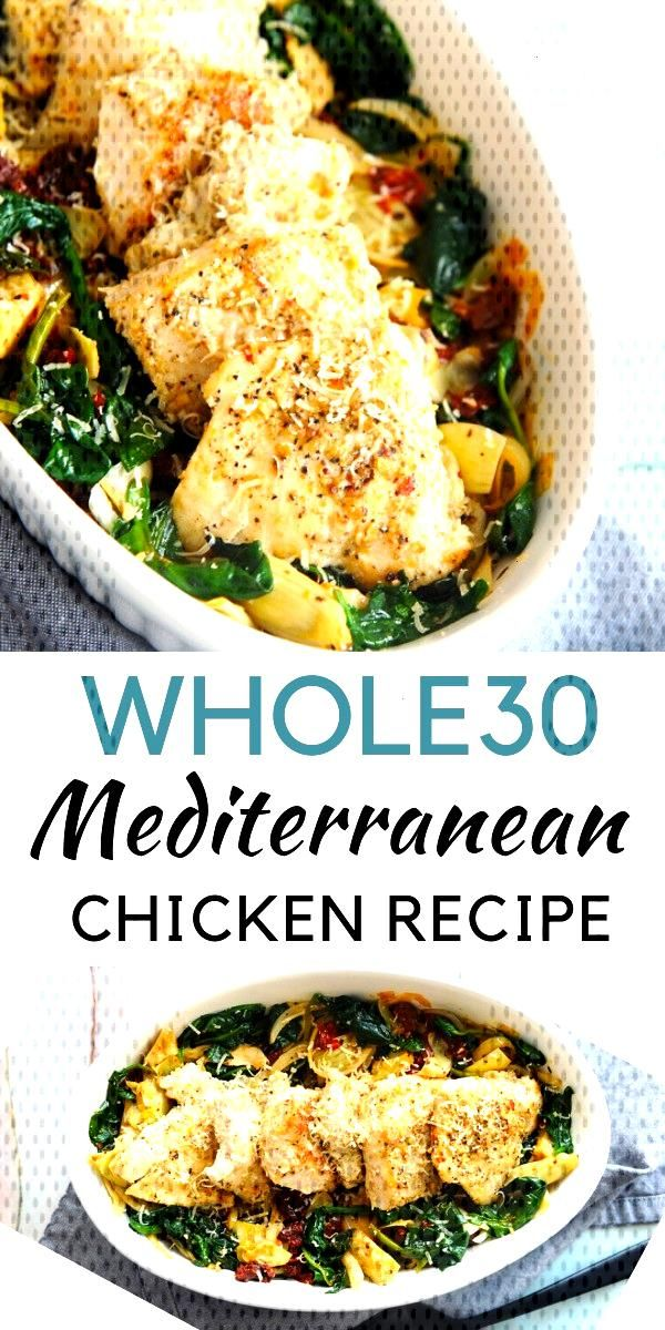 Looking for a whole30 chicken recipe? healthy Lifestyle Blogger Momma Fit lyndsey is sharing one of