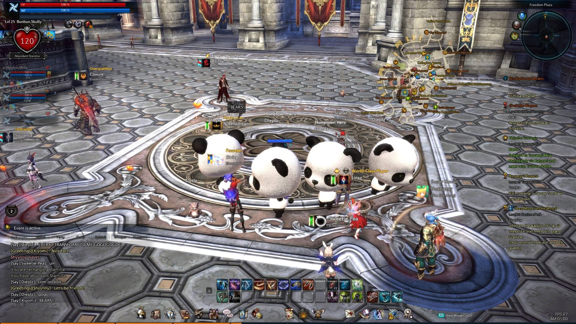 Friends to how tera teleport to This game