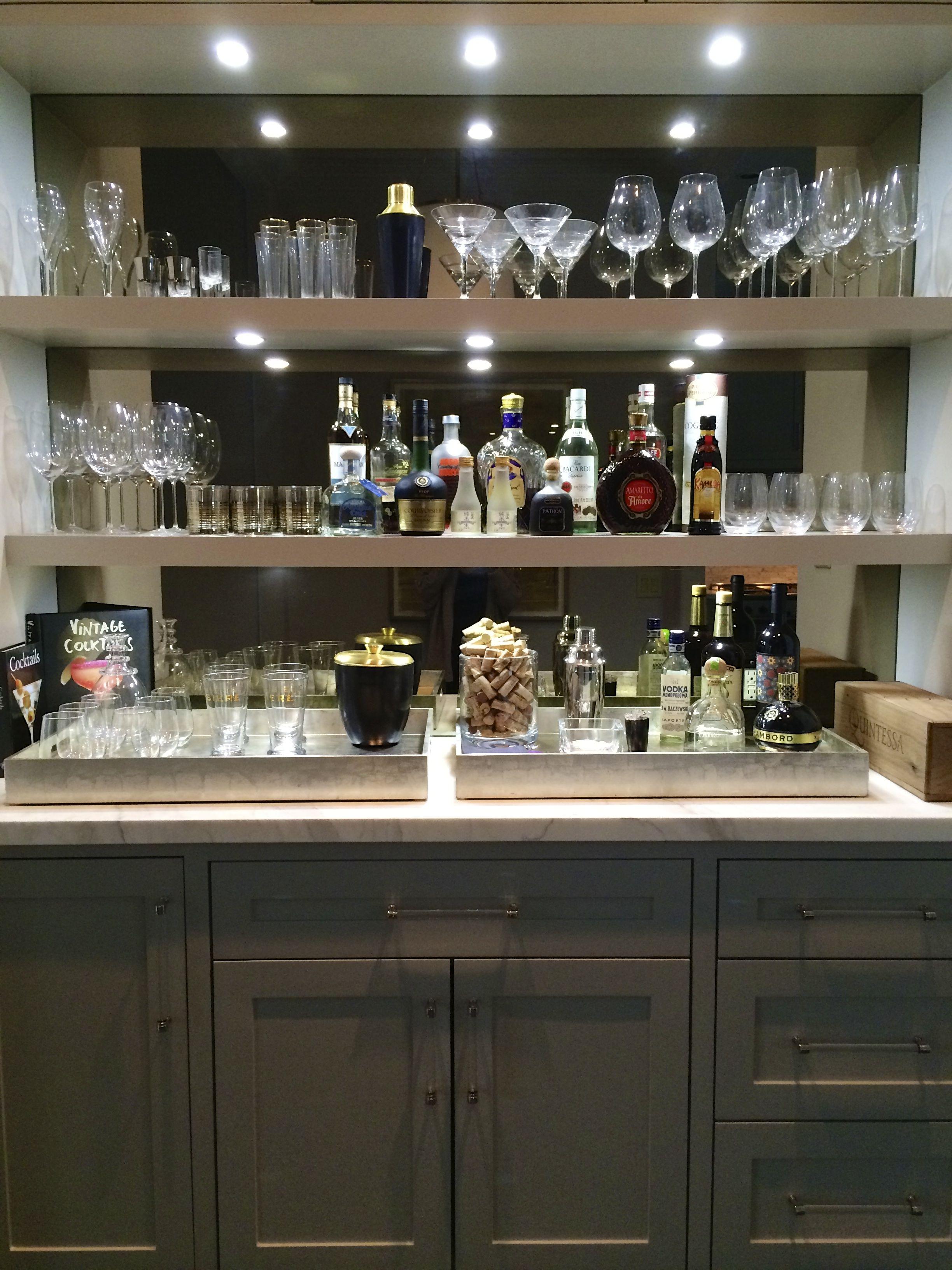 Adorable Bar Area by MLL Design   Bar, Cozinhas