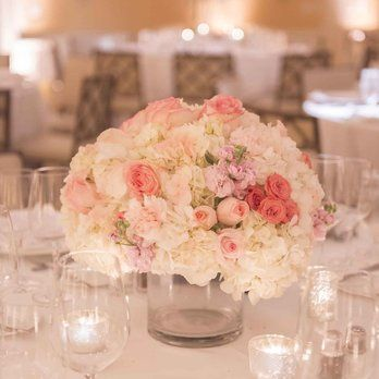 Image result for low round floral centerpiece