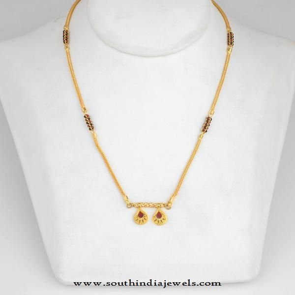 Gold mangalsutra designs from whps also best images body jewellery rh pinterest