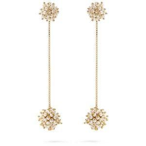 Rosantica Suono drop earrings L7QR02