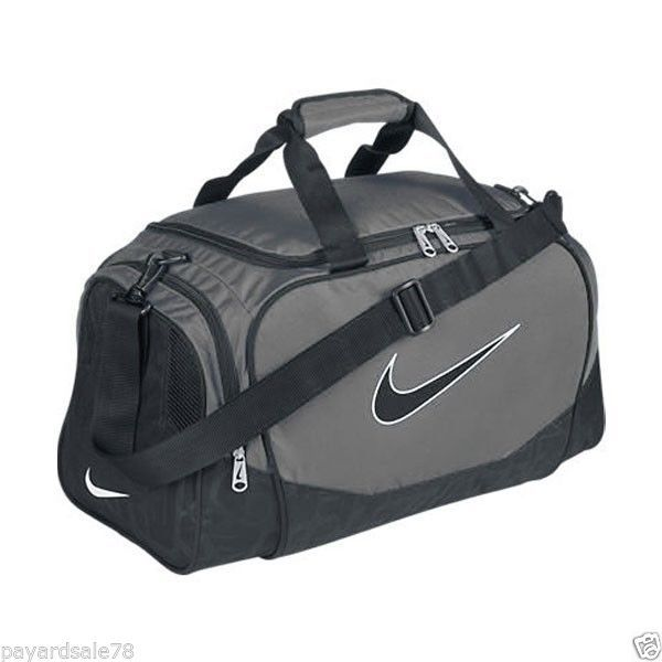 Gray Black Unisex Nike Bag Sports Brasilia Duffle Small Duffel 5 Gym 6yf7Ybg