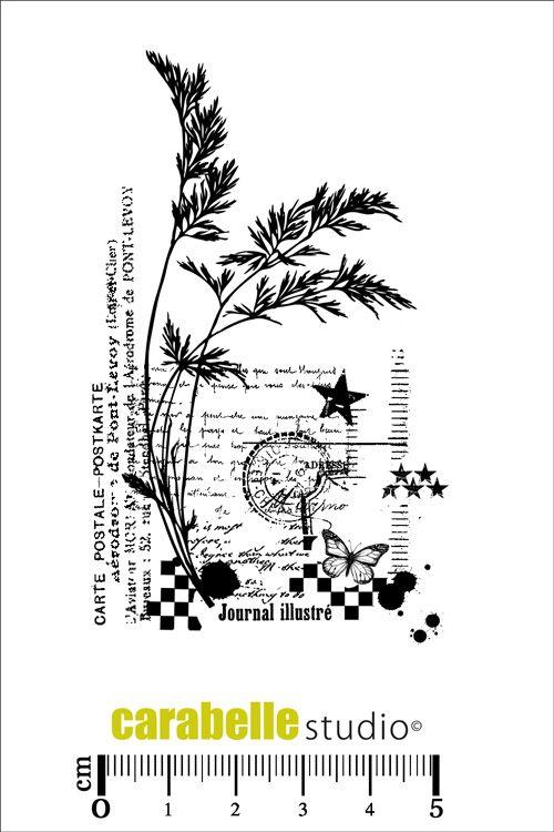 Tampon : Collage sur fond de carte postale en vente sur notre boutique en ligne spécialisée dans ...