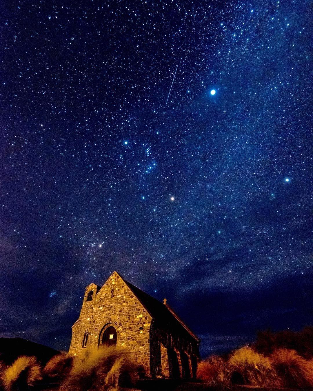 プロポーズされたい場所no 1 テカポ湖で ふたりだけの星 を見つけよう Retrip リトリップ 夜空 画像 風景 テカポ