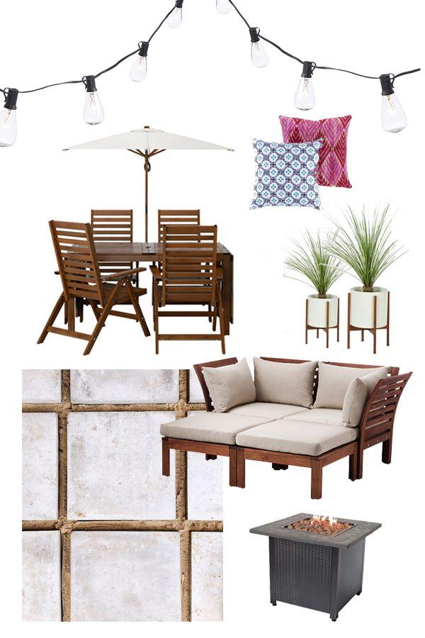 Ikea Outdoor Furniture, Patio Furniture Des Moines