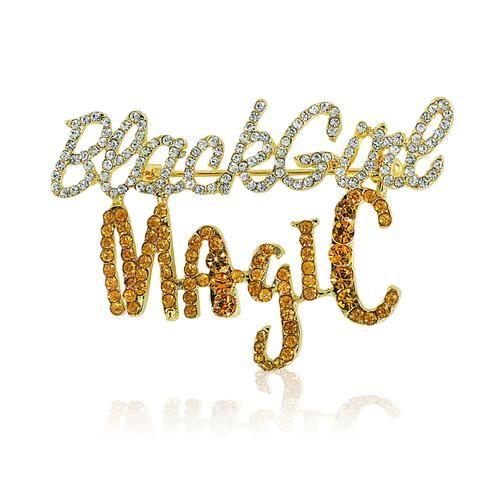 Ladies Metallic Finish Bakerboy Cap With Diamante Brooch Black or Pink