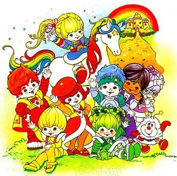 Rainbow Brite, she was my favorite!