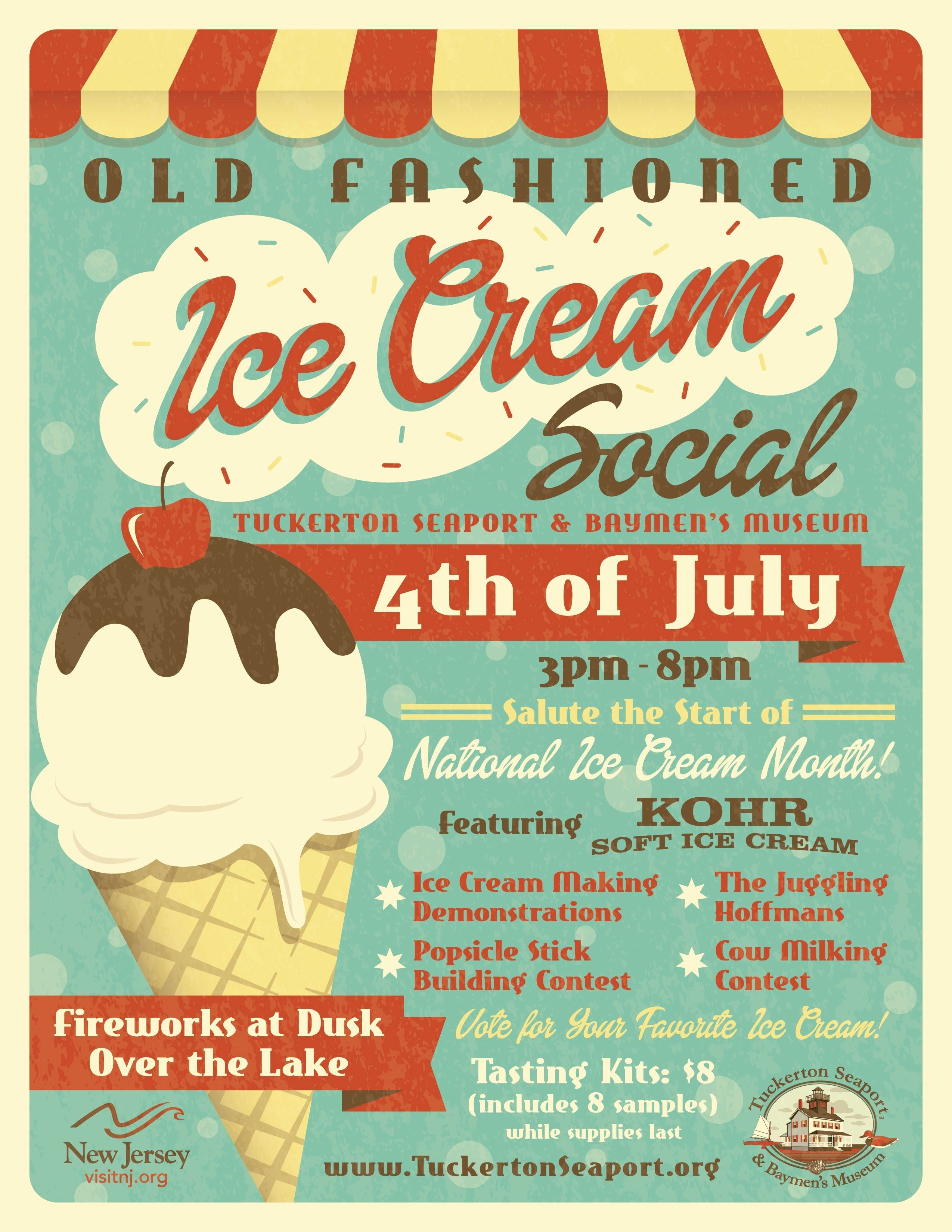 Pin On Ice Cream Party Ice cream flyer template free