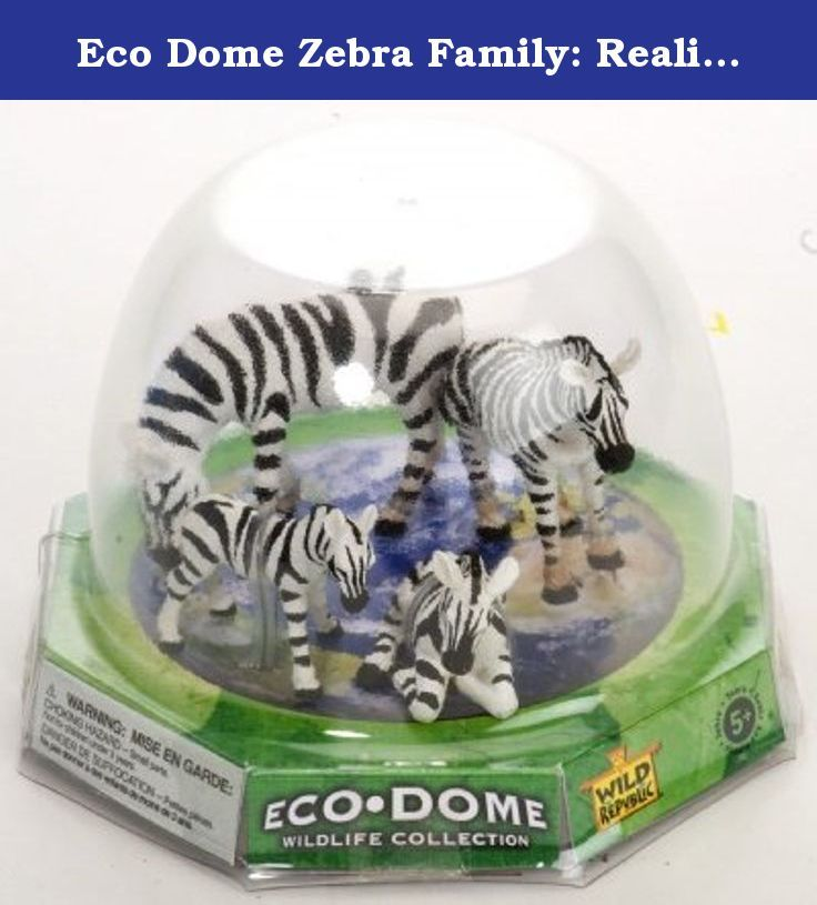 4 piece Set Wild Republic Eco Dome Sea Turtle