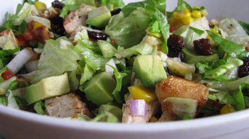 Chopped Chicken Salad Recipe on Yummly
