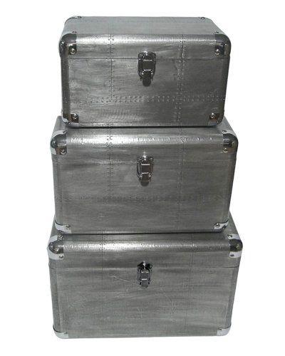 Decorative Luggage Box Cheungs Home Decorative Accent Treasure Storage Organizerhttps