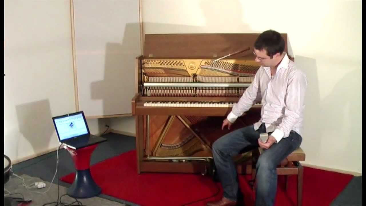 Tune a piano yourself to a professional standard Piano