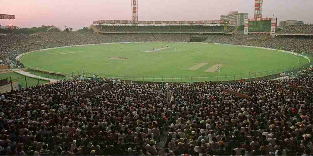Eden Gardens Historic Moments Unbelievable Records Unforgettable Controversies India Win History Of Cricket In This Moment