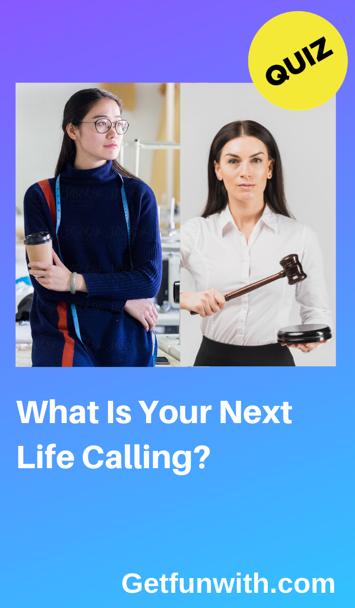 Are you meant to be something greater? Life calling