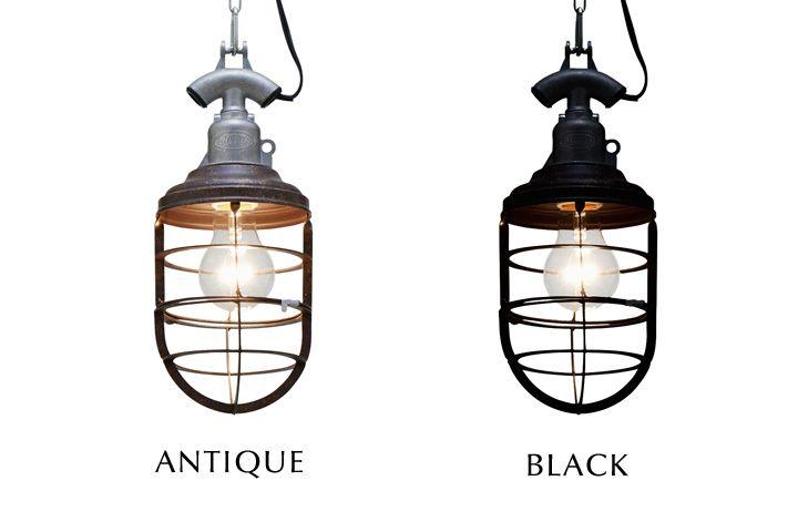 レトロアメリカンな雰囲気が漂う無骨なペンダントライトです インダストリアルなデザインがかっこいいメンズライクな照明器具で 玄関 キッチンなどに最適です インダストリアル 照明 ペンダント 照明 ライト