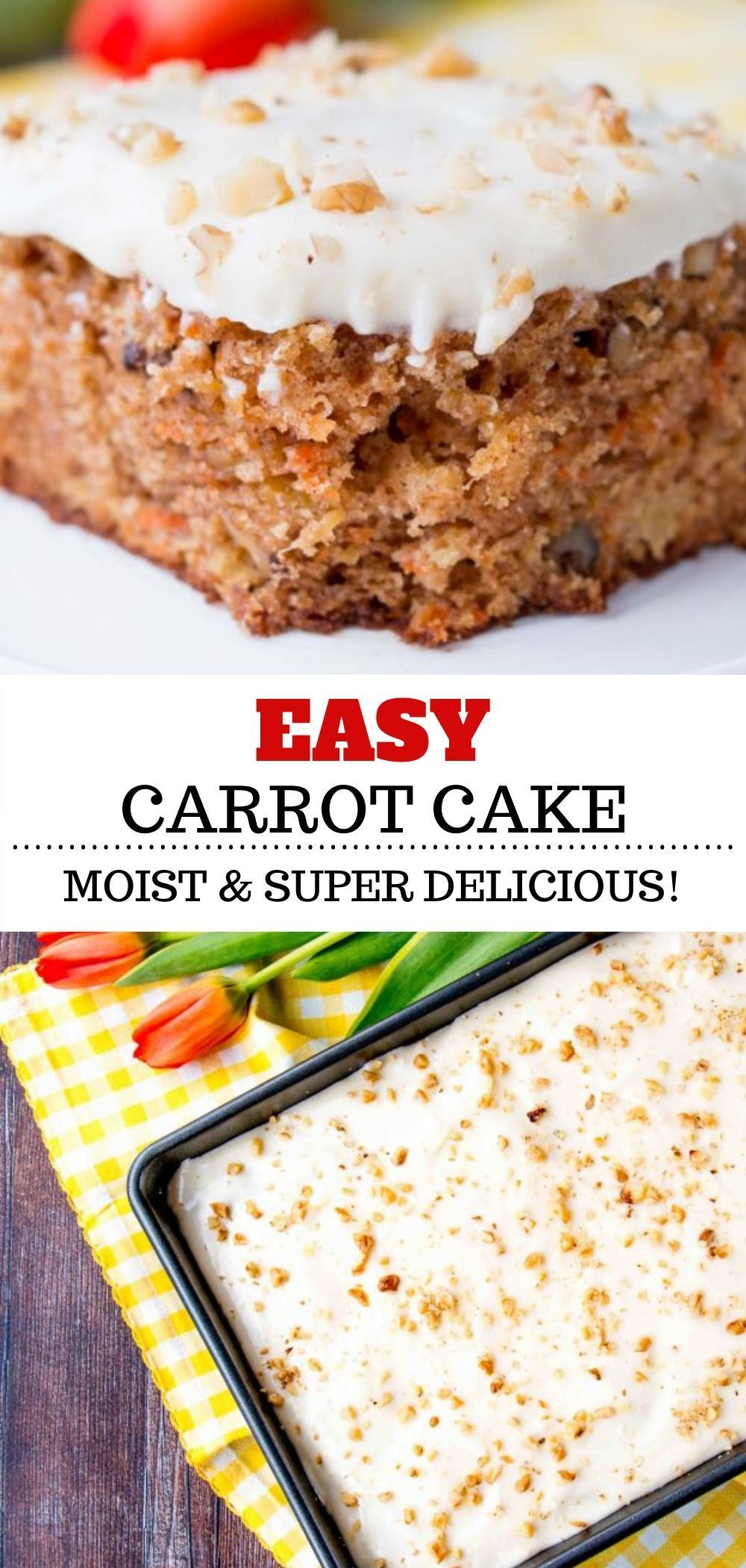 107 Recipe Perfect Carrot Cake With Cream Cheese Frosting: Easy Carrot Cake With Cream Cheese Frosting