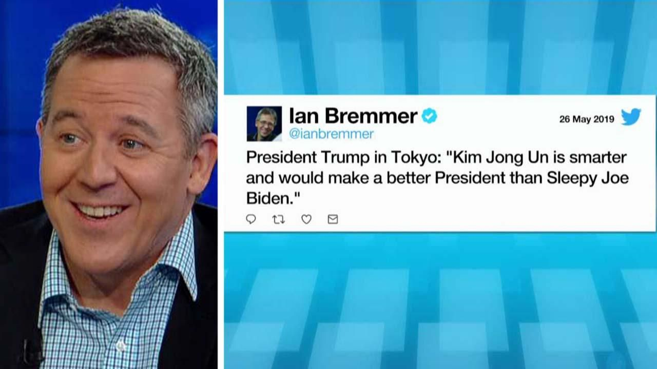 Fox News Gutfeld On Ian Bremmers Fake Trump Tweet Trump Quotes Trump Tweets Ian Bremmer