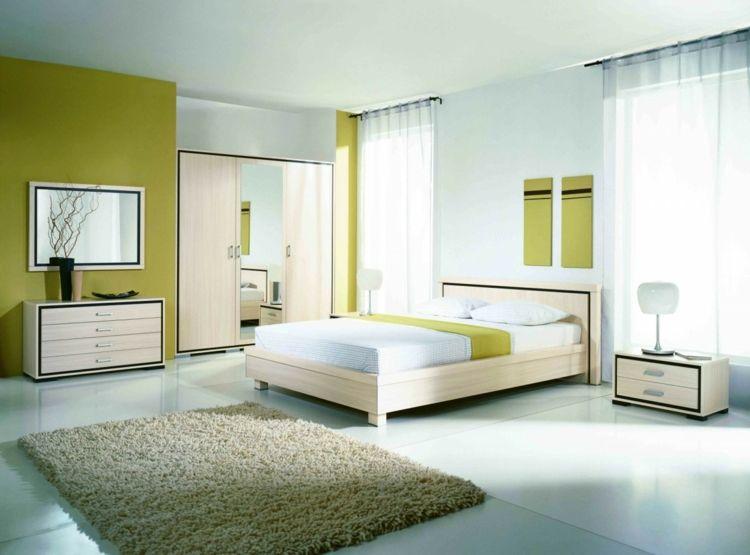 Feng Shui Schlafzimmer Wandfarbe Grün | Schlafzimmer Ideen ...