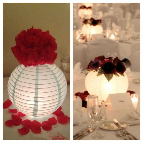 Paper Lanterns Wedding Decoration Ideas: Lantern Centerpiece Questions