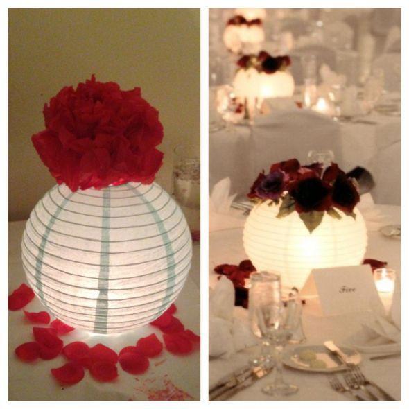 Lantern Centerpiece Questions Paper Lantern Centerpieces
