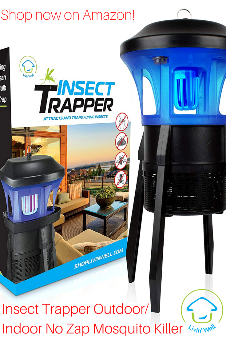 3IN1 MOSQUITO TRAP Electric fly trap lures and traps