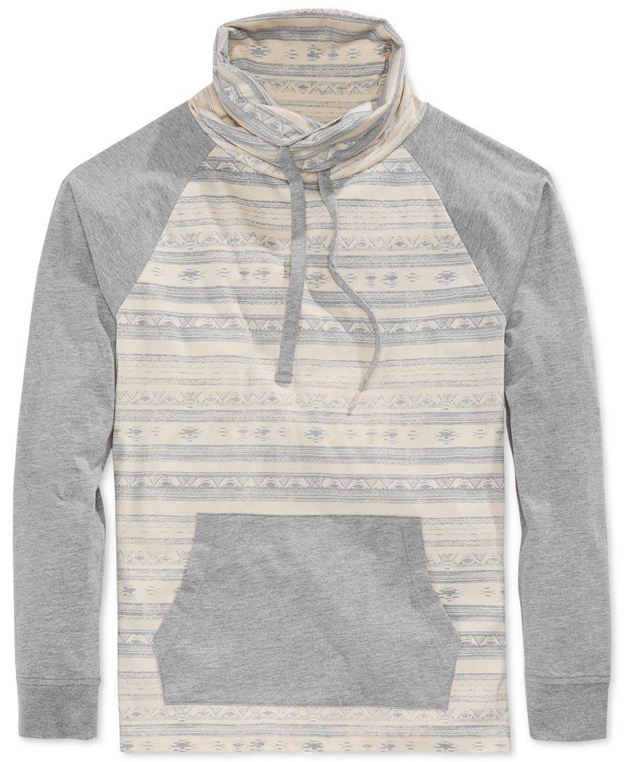 American Rag Daylight Funnel Neck Pullover Hoodies Sweatshirts Men Macy S Mens Sweatshirts Hoodies Sweatshirts Hoodie [ 1080 x 884 Pixel ]