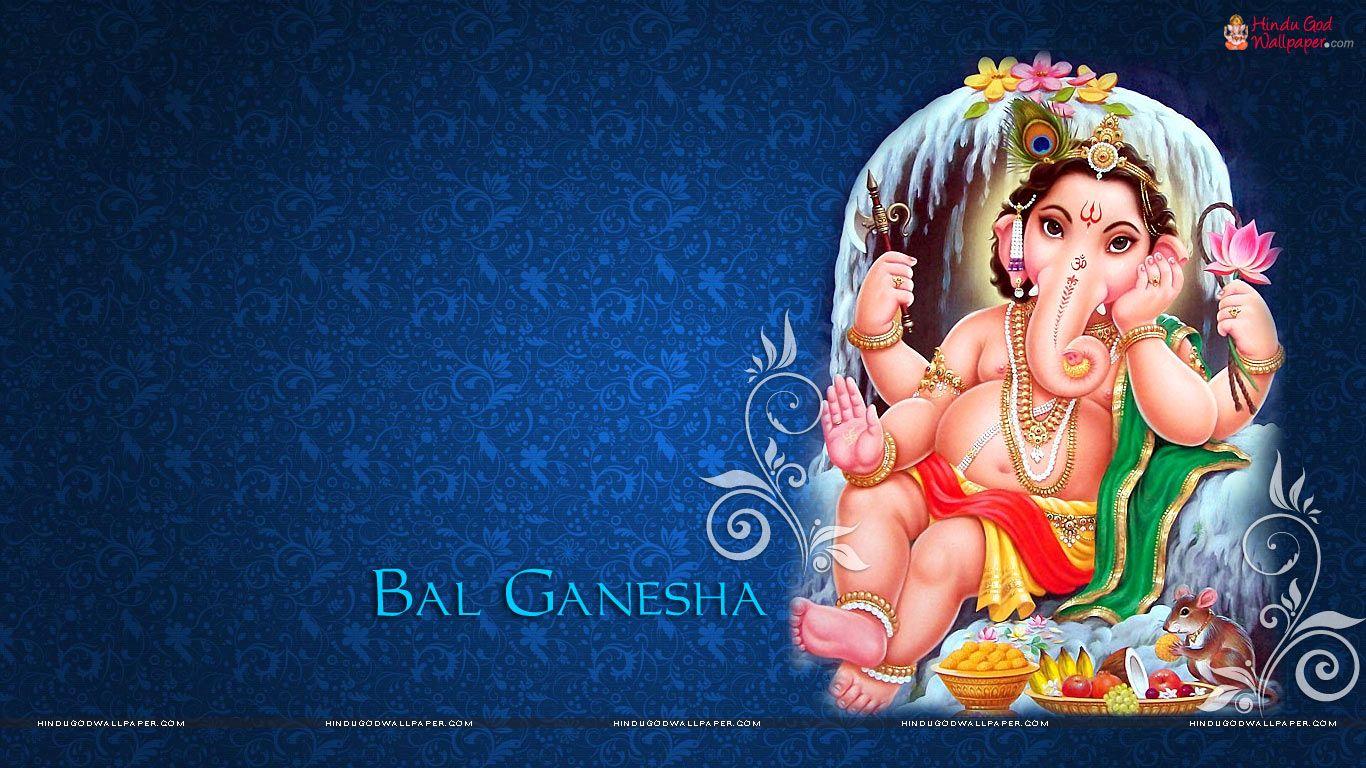 Bal Ganesha Hd Wallpaper Free Download Wallpaper Free Download Baby Ganesha Ganesh Photo