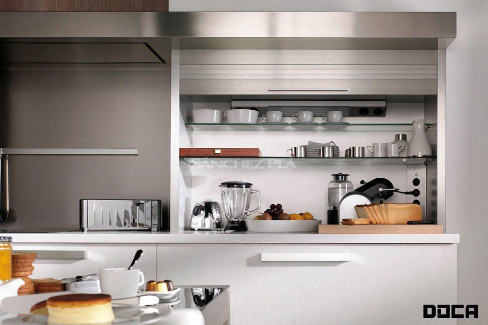 Accesorios y complementos de interior para muebles de cocina Doca