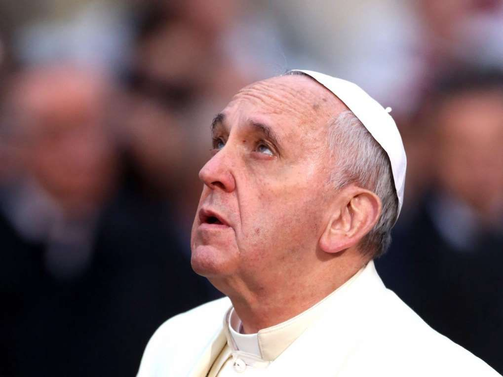 Pope Francis threats: Four men arrested after alleged threat against Pontiff