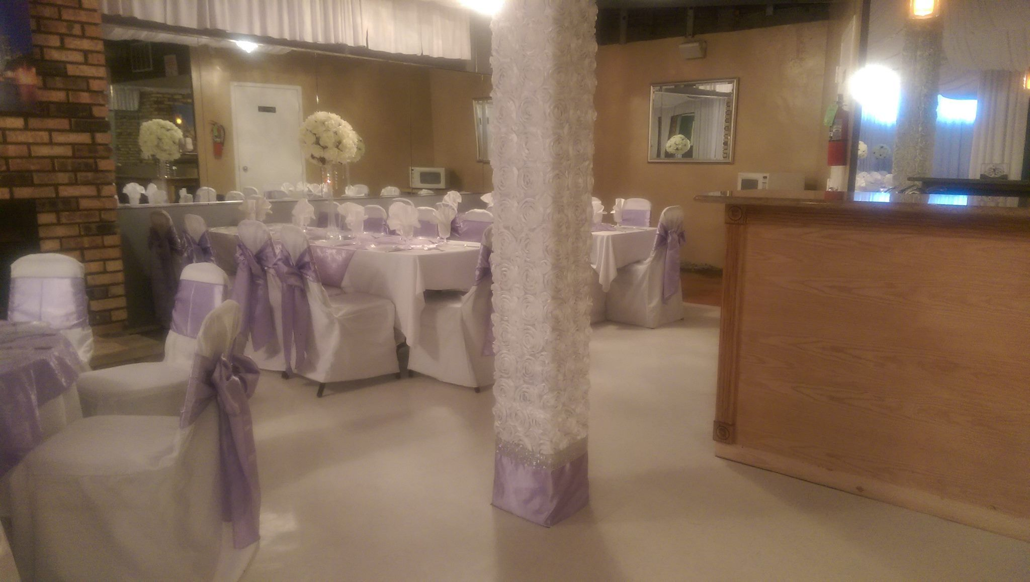 Lavender and White | Star Room