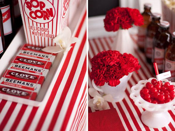 One Red Tablecloth Three Table Setting Ideas! & One Red Tablecloth Three Table Setting Ideas!   Red tablecloth ...